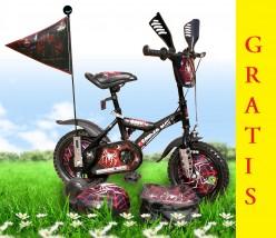 Rowerek BMX 12