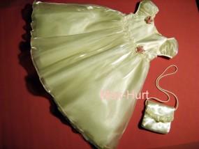 Ubranka do chrztu dla dziewczynek 2011
