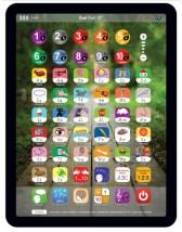 Duży Tablet Edukacyjny dla dzieci EmiPad10