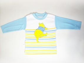 Bluzka niemowlęca z nadrukiem