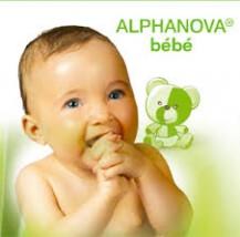 Alphanova bebe. Krem leczniczy na odparzenia