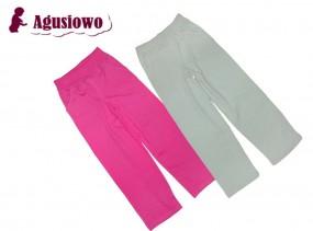 Spodnie dresowe dziewczece