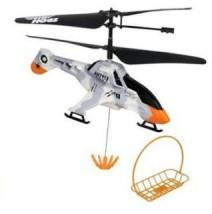 AIR HOGS Fly Crane HELIKOPTER CARGO PODNOŚNIK COBI cargo