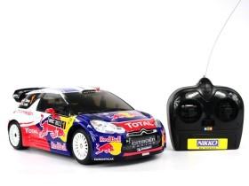 DS3 WRC CITROEN FIRMY NIKKO c4