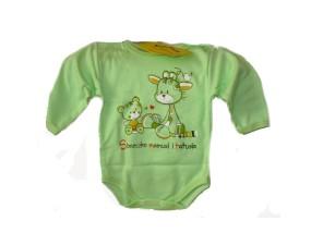 Body niemowlęce z super napisem rozmiar 56