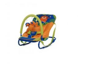 Leżaczek niemowlęcy z funkcją bujania JUNGLE TIGER
