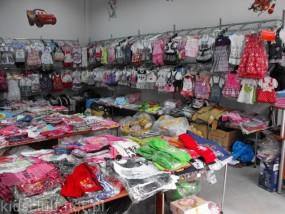 bezpośredni importer ubranek dla dzieci