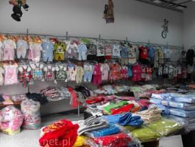 Bezpośredni importer odzieży niemowlęcej