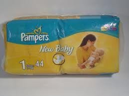 Pampersy New Born