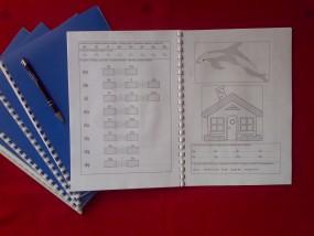 Reedukacja, Nauka czytania dla dzieci z trudnościami Ćwiczenia