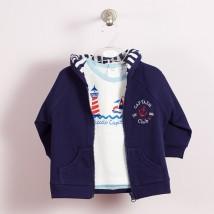 Bluza z kapturem chłopięca 86, 92, 98, 104, 110