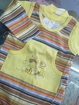 Śpioszki, body, półśpioszki niemowlęce