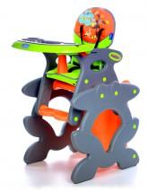 Krzesełko do karmienia + stoliczek Bambini Beticco Baby