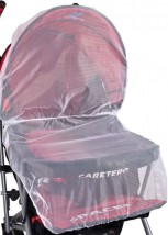 Moskitiera uniwersalna do wózka dziecięcego Caretero