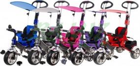 rowerek SPORT TRIKE Ramiz KR03 piankowe koła