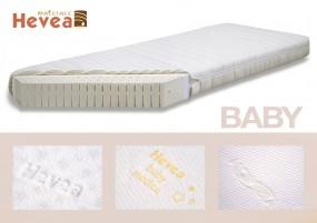 Materac lateksowy Hevea 120x60