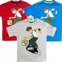 "Tshirt chlopięcy""Ben10"" krótki rękaw"