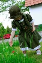 Sukienka dziecinna D_12