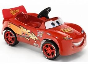 Autko Zygzak McQueen na pedałki 622454 Toys Toys Disney Saetta McQueen 622454