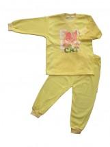Piżamka dziecięca Groszki