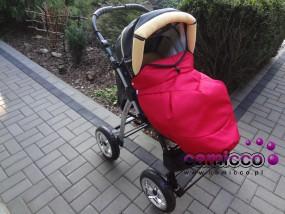 Pokrowiec na nóżki do wózka wózków PRODUCENT CAMICCO pokrowców