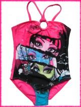 Strój kostium kapielowy Monster High rozmiar 152