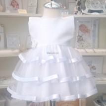 Sukienka do chrztu Lilia