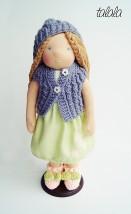 Lalka Waldorfska Waldorf doll