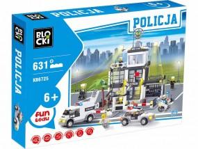 KLOCKI - POSTERUNEK POLICJI 631 EL.