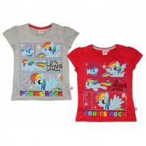 T-shirty dziewczęce My Little Pony
