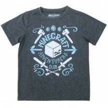 T-shirty chłopięce Minecraft