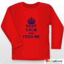 Bluzeczka dziecięca z nadrukiem bl738