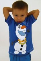 Bluzka chłopięca frozen