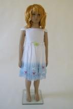 Sukienka dziewczęca  Akkon