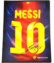 Zeszyt FC Barcelona MESSI A5 40L 5992923136452