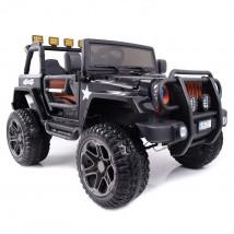 Jeep na akumulator WXE1688 4x4 z reduktorem napędu