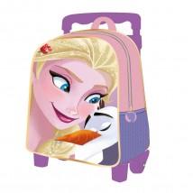 Plecak 3D na kółkach Frozen - Kraina Lodu