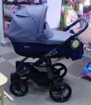 Wózki dziecięce 3w1