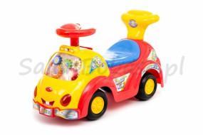 Kolorowy Jeździk, Chodzik - Rainbow Kid Car Beticco
