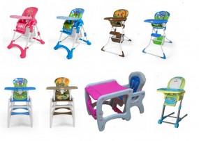 krzesełka do karmienia, krzesełko dla dziecka