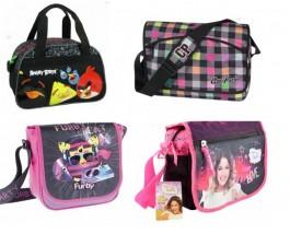 torby na ramię, plecaki, tornistry dla dzieci