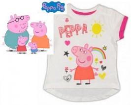 Bluzki t-shirty Świnka Peppa