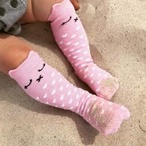 Podkolanówki dziecięce Świat dziecięcych stóp - wygoda podczas dziecięcej zabawy