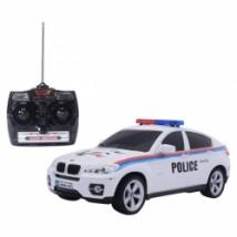 BMW X6 Policja 1:14 866-1401PB