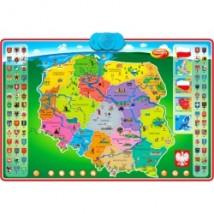 Interaktywna Mapa Polski DD 61171