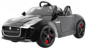 Pojazd na akumulator AUTO elektryczne JAGUAR lakier CZARNY DMD-218.EXL DMD-218.EXL