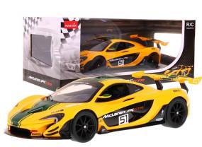 Auto na Pilot 2,4 McLaren P1 GTR Pojazd R/C Rastar  75020 75020