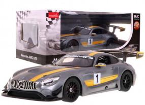 Pojazd na pilot Mercedes AMG GT3 Autko R/C RASTAR 74160 74160