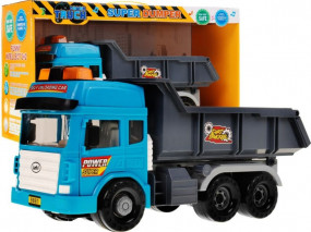 WYWROTKA duża ciężarówka auto pojazdy budowlane 9881