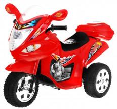 ŚCIGACZ SKUTER MOTOR MOTOREK NA AKUMULATOR BJX-088 CR CZERWONY BJX-088